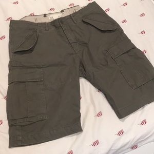 H&M men cargo shorts